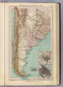 159. Argentina e Cile.