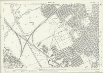 Essex (New Series 1913-) n LXXVII.12 (includes: Leyton; Walthamstow) - 25 Inch Map