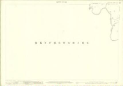 Lanarkshire, Sheet  016.10 - 25 Inch Map