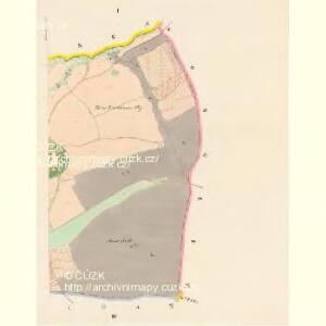 Mislinka - c4917-1-001 - Kaiserpflichtexemplar der Landkarten des stabilen Katasters