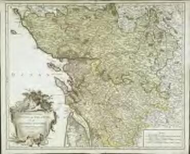 Gouvernemens généraux du Poitou, du Pays d'Aunis, et de Saintonge-Angoumois