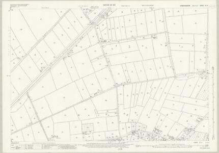 Cambridgeshire IV.9 (includes: Leverington; Newton; Tydd St Giles) - 25 Inch Map