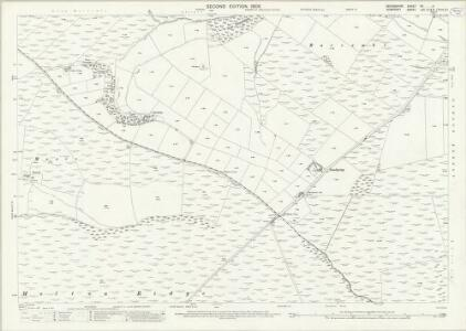 Devon XV.4 (includes: Exmoor; North Molton; Twitchen) - 25 Inch Map