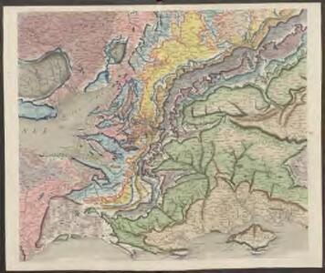 delineation of the strata of England and Wales, with part of Scotland