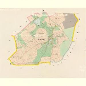 Bukowa - c0657-1-002 - Kaiserpflichtexemplar der Landkarten des stabilen Katasters