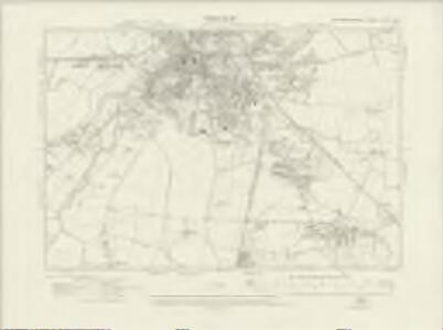 Nottinghamshire XXXV.NE - OS Six-Inch Map
