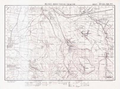 Lambert-Cholesky sheet 2172 (Oradea Sud)