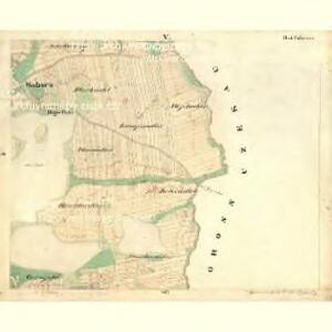 Saborz - c9010-1-005 - Kaiserpflichtexemplar der Landkarten des stabilen Katasters