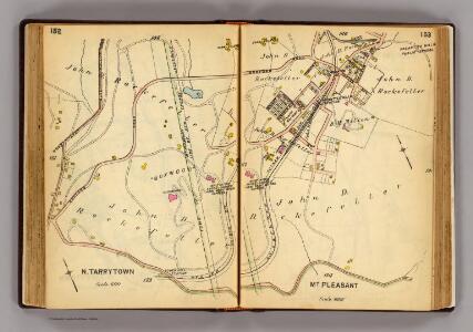 152-153 N. Tarrytown, Mt. Pleasant.