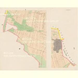 Nakrzy - c4956-1-001 - Kaiserpflichtexemplar der Landkarten des stabilen Katasters