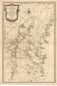 A new chart of the West coast of Scotland from the point of Ardnamurchan to Cape Wrath.
