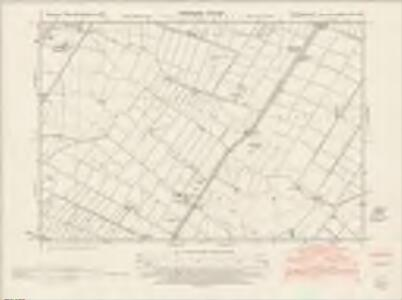 Cambridgeshire XXI.NW - OS Six-Inch Map