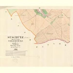 Suschütz - m2964-1-003 - Kaiserpflichtexemplar der Landkarten des stabilen Katasters