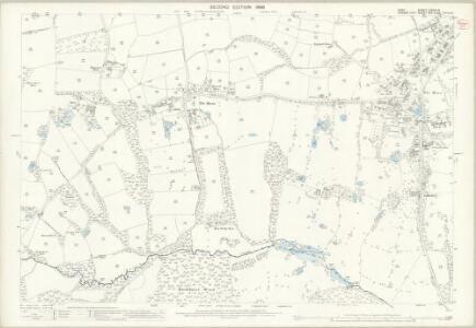 Kent LXXVIII.6 (includes: Hawkhurst; Salehurst) - 25 Inch Map
