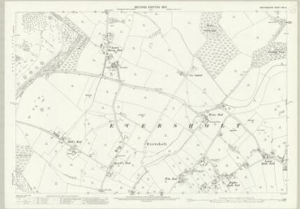 Bedfordshire XXV.5 (includes: Eversholt; Tingrith; Woburn) - 25 Inch Map