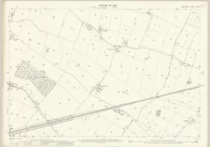 Lancashire CXIV.7 (includes: Halewood; Tarbock; Widnes) - 25 Inch Map