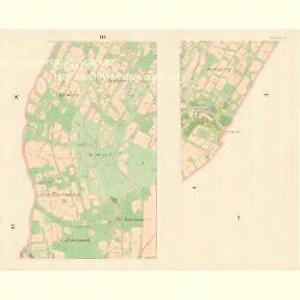 Tillowitz (Tillowitz) - m3182-1-001 - Kaiserpflichtexemplar der Landkarten des stabilen Katasters