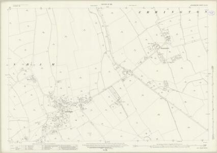 Oxfordshire XLI.12 (includes: Chinnor; Sydenham) - 25 Inch Map