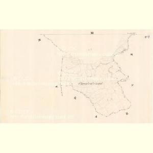 Zauchtel (Sugdol) - m2950-1-009 - Kaiserpflichtexemplar der Landkarten des stabilen Katasters