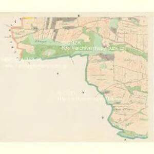 Hradischt (Hradisst) - c2304-1-003 - Kaiserpflichtexemplar der Landkarten des stabilen Katasters