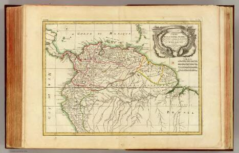 Terre Ferme, Guyane, Amazones.