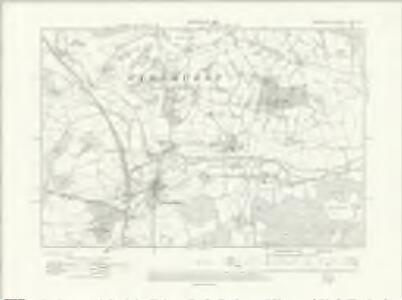 Sussex XXX.SE - OS Six-Inch Map
