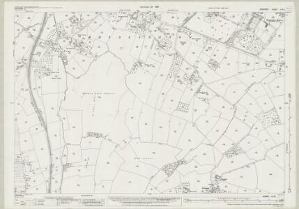 Somerset VI.12 (includes: Bristol; Keynsham) - 25 Inch Map