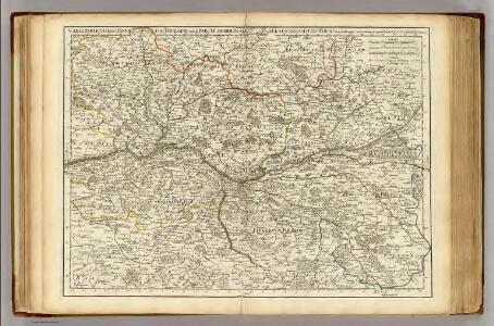 Anjou, Touraine.