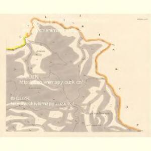 Dittersbach - c2872-1-002 - Kaiserpflichtexemplar der Landkarten des stabilen Katasters