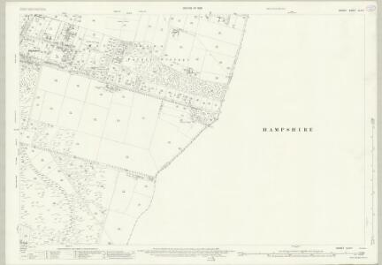 Dorset XLIV.7 (includes: Bournemouth; Poole) - 25 Inch Map