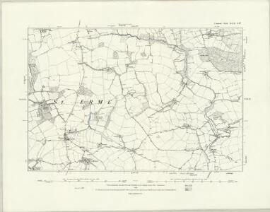 Cornwall XLVIII.NE - OS Six-Inch Map
