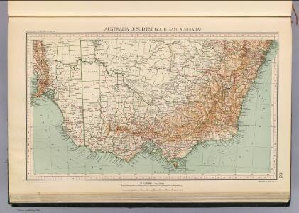 168. Australia di Sud-est.