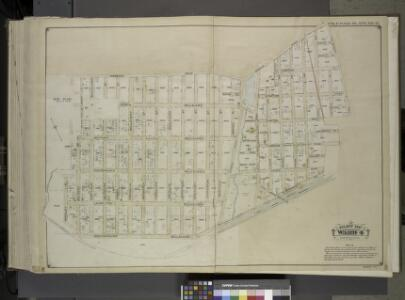 Queens, Vol. 1, Double Page Plate No. 41; Part of     Ward 4; [Map bounded by Merrick Road, Road to Wrights Mill, Hampton Road,        Darmouth Road, Cam Bridge Road, Calumet PL., Oxford Road, Gildersleeve Ave.;     Including Westminster Boulevard, Ar