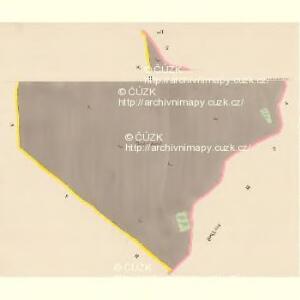 Rachel Wald - c6522-1-002 - Kaiserpflichtexemplar der Landkarten des stabilen Katasters