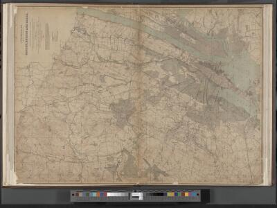New Jersey, Double Page Sheet No. 7 [Map of Northeastern Red Sandstone]