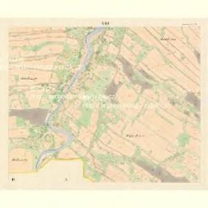 Fritschowitz - m0628-1-008 - Kaiserpflichtexemplar der Landkarten des stabilen Katasters