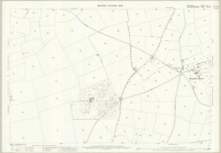 Wiltshire XIX.9 (includes: Marshfield; Nettleton; North Wraxall) - 25 Inch Map