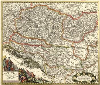 Regnorum Hungariae, Dalmatiae, Croatiae, Sclavoniae, Bosniae, Serviae et Principatus Transylvaniae