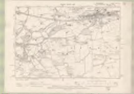 Stirlingshire Sheet XXXI.SE - OS 6 Inch map