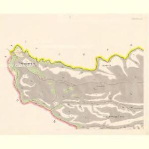 Dittersbach - c2872-1-001 - Kaiserpflichtexemplar der Landkarten des stabilen Katasters