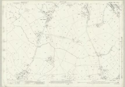 Wiltshire XXXVIII.11 (includes: North Bradley; Southwick; Trowbridge; Wingfield) - 25 Inch Map