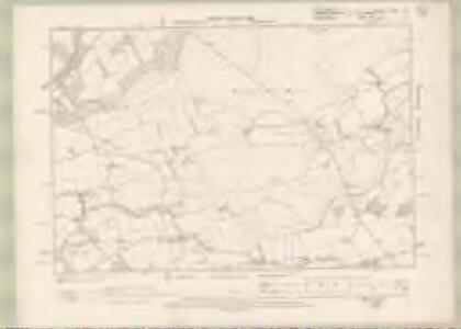 Stirlingshire Sheet XXXIV.NE - OS 6 Inch map