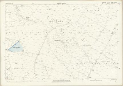 Yorkshire CXXXIV.7 (includes: Hartlington; Hebden) - 25 Inch Map