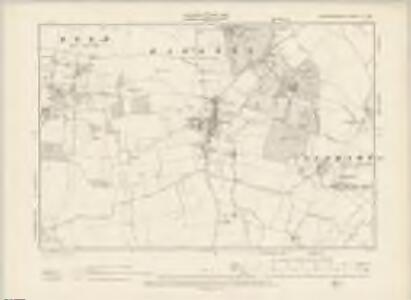 Hertfordshire IX.NW - OS Six-Inch Map