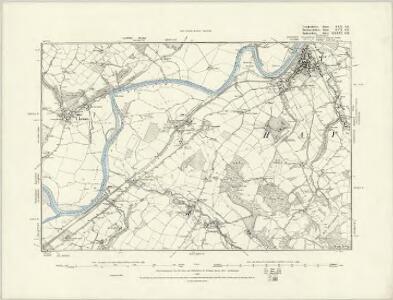 Herefordshire XXIII.NE - OS Six-Inch Map