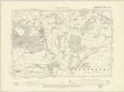 Herefordshire V.SE - OS Six-Inch Map