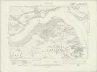 Devonshire CXXIII.NW - OS Six-Inch Map