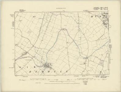 Nottinghamshire XL.NE - OS Six-Inch Map