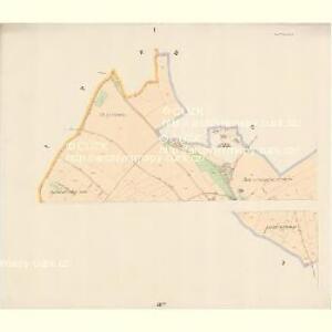 Pilsen (Plzen) - c5849-1-001 - Kaiserpflichtexemplar der Landkarten des stabilen Katasters
