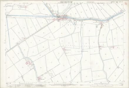 Norfolk LXVIII.11 (includes: Denver; Downham West; Nordelph) - 25 Inch Map